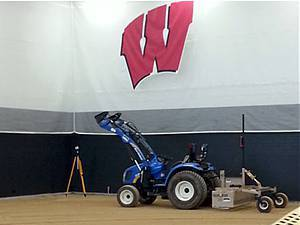 UW Madison Indoor Softball Practice Facility